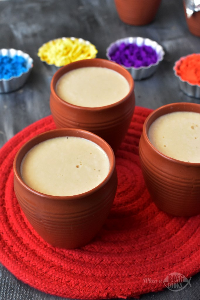 Nolen Gurer Mishti Doi (Date Palm Jaggery Sweet Yogurt)