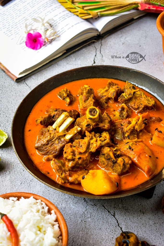 Colonial Railway Mutton Curry