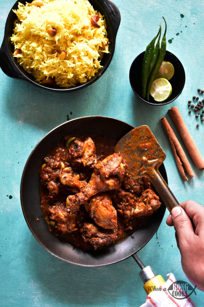 Cinnamon Spiced Moroccan Chicken